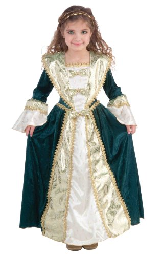 [Forum Novelties Southern Belle Dress, Child's Medium] (Southern Belle Child Halloween Costume)