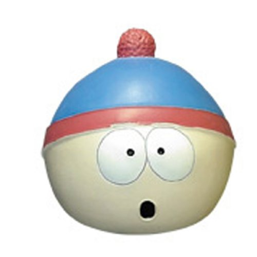 South Park Stan Mask Brown One Size -