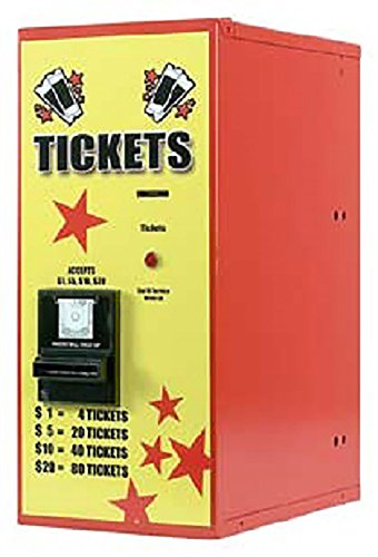 American Changer - AC115 Ticket Dispenser by American Changer