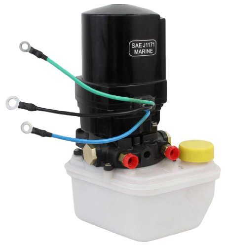 - New Tilt Trim MOTOR w/Pump and Reservoir FITS Mercury Marine 14336a20, 14336a8, 8.