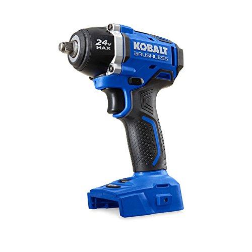 Kobalt 24-Volt Max-Volt 3/8-in Drive Cordless Impact Wrench (Model #672828)