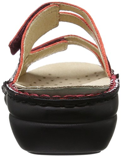 Hans Herrmann CollectionHhc 026051, Sandalias Mujer Rojo (Rosso)