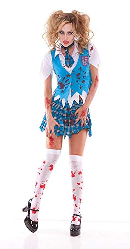 Bloody School Girl Costume - Elegant Moments Sexy High School Specter