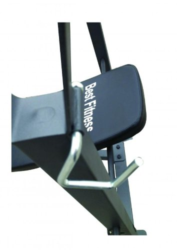 BestFitness Multi Position Weight Bench Incline Decline Flat Exercise Fitness
