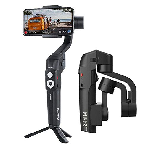 Moza Mini S Foldable 3-Axis Gimbal Stabilizer for Smartphone