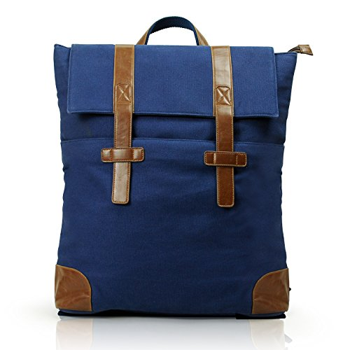 Lavievert Crazy horse Backpack Rucksack Travelling product image