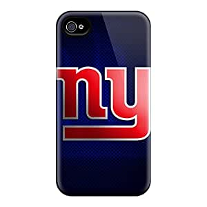Premium Iphone 4/4s Case - Protective Skin - High Quality For New York Giants