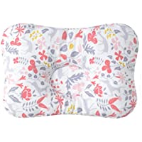 Baby Pillow for Newborn Infant for Head Shaping and Neck Support - 100% Organic Cotton - Prevent Flat Head Syndrome - AU…