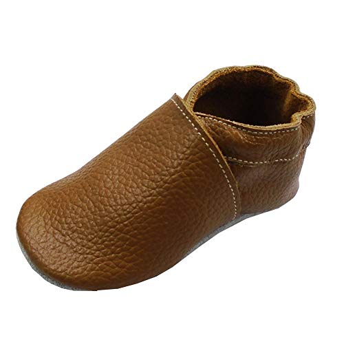 1993ad633d1 Baby Shoes Soft Moccasins Leather Sole Toddler Baby Girls Boys Shoes 0-36  Months