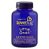 LoveBug Probiotics Little Ones Digestive Health Dietary Supplement Spheres - 60ct