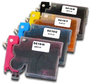 Price comparison product image Kopykake Epson Edible Ink Tank Set - Epson - 4 tanks [T200]