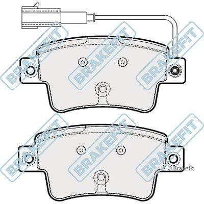 Brakefit Brake Pad Set disc brake PD3270