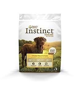 Instinct Original Grain Free Chicken Meal Formula Natural Dry Dog Food by Nature's Variety, 13.2 lb. Bag