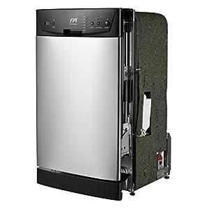 18 Built In Dishwasher