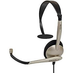 Koss CS95 Speech Recogniton Computer Headset