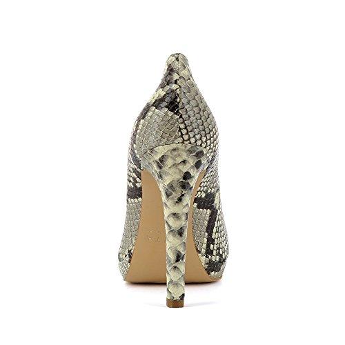 Evita Shoes Cristina - Zapatos de vestir de Piel para mujer marrón