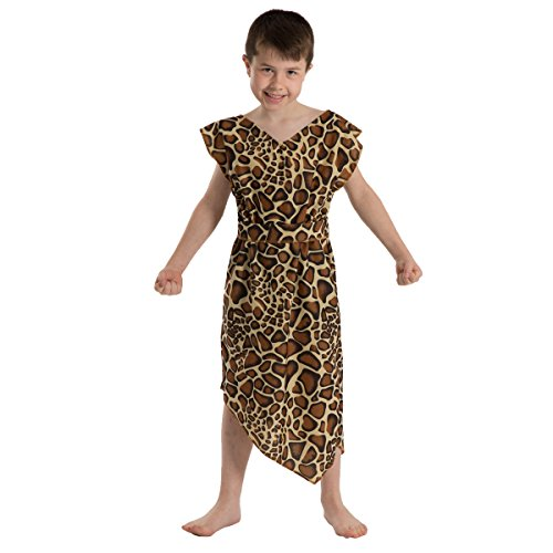 Charlie Crow Caveman or Cavegirl Costume for