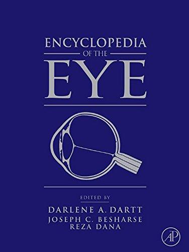 Encyclopedia of the Eye, Four-Volume Set Pdf