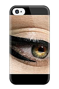 Iphone 4/4s Case Cover Skin : Premium High Quality Eye Case