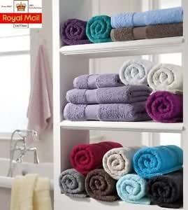 Haani Super Lujo Miami toalla 100% algodón egipcio 700 gsm súper absorbente - Hoja de baño: Amazon.es: Hogar