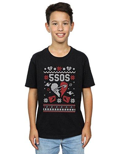Camiseta De Segundos Coraz De 5 6qvafY