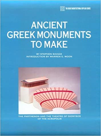The Parthenon Ancient Greek Monuments to Make