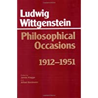 Philosophical Occasions: 1912-1951