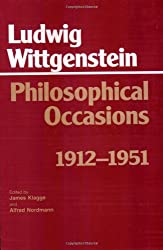 Philosophical Occasions: 1912-1951 (Hackett Classics)