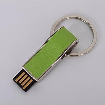 cloudarrow® 2pcs Silbato de 16 GB USB Flash Drive, llavero ...