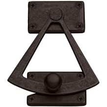 Baldwin 0340.102 Non-Handed Dutch Door Quadrant, Oil Rubbed Bronze