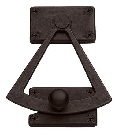 Baldwin 0340.102 Non Handed Dutch Door Quadrant, Oil Rubbed Bronze