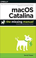 macOS Catalina: The Missing Manual Front Cover