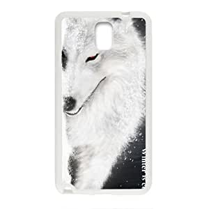 Happy Snow Wolf Hot Seller Stylish Hard Case For Samsung Galaxy Note3