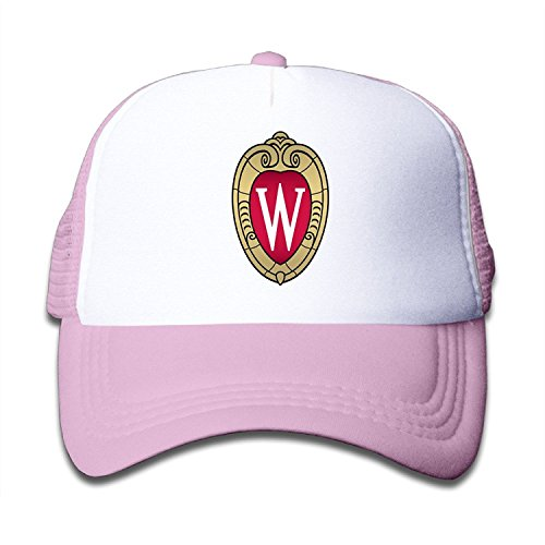 Kids Small Hat University Of Wisconsin Buckingham U. Badger Sun Hats Fitted - Northwestern Iowa Football