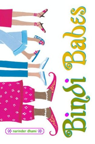 book cover of Bindi Babes