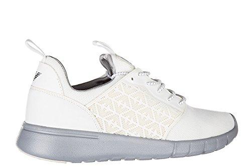 Emporio Armani EA7 zapatos zapatillas de deporte mujer nuevo simple racer all ov