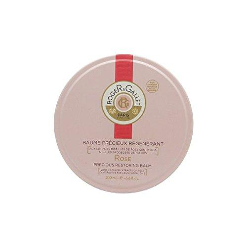 ROGER GALLET ROSE Baume Précieux Régénérant (200 (Gallet Rose Body Lotion)