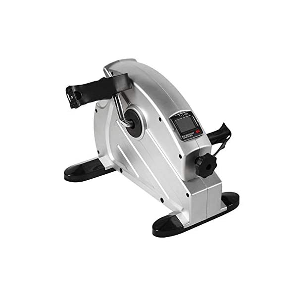 Pedal Exerciser Under Desk Mini Arm Leg Exercise Bike with LCD Screen Display US