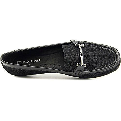 b39ec977c82 Donald J Pliner Filo-60 Round Toe Leather Loafer free shipping ...