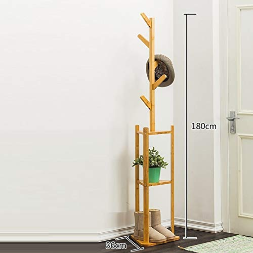 Amazon.com: qiumeixia1 Pared Percha Kleerhanger Coat Wall ...