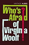 Who's Afraid of Virginia Woolf? by Edward Albee front cover
