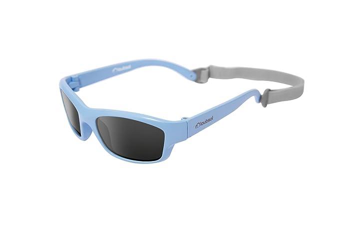 41846c274d7f62 Loubsol Fripon Lunettes de Soleil Garçon, Bleu, 0-3 Ans  Amazon.fr  Sports  et Loisirs