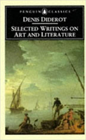 diderot selected writings on art and literature penguin classics