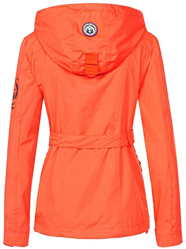 Geographical Norway - Chaqueta - para mujer Coral