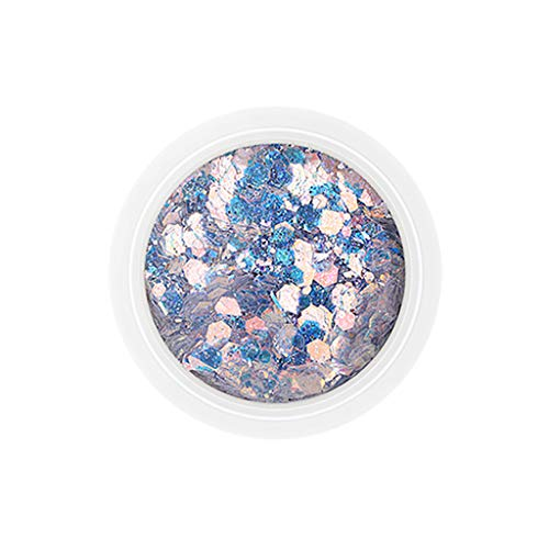 Nail Mix Glitter Glitter Sequins Small Round Glitter Holographic Laser Paillettes Mix Colors Sequins For Nail art -