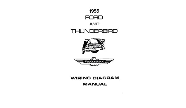 wiring diagrams cars complete 1955 ford car   thunderbird wiring diagrams   schematics  thunderbird wiring diagrams