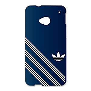 Customized Adidas Logo Phone Case Simple Charming 3D Phone Case Snap on Htc One M7 Adidas Logo