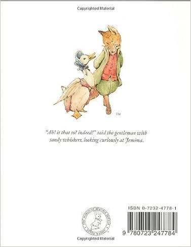 Amazon.com: The Tale of Jemima Puddle-Duck (Peter Rabbit ...