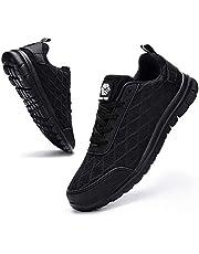 Ziboyue Ståltå keps skor män kvinnor lätt andningsbar säkerhetssko punkteringssäkra skyddande sneakers arbetsskor