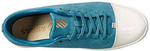 K-Swiss Shoes Washburn P Red Size: Colonial Blue/Bone/Star White xPnezq7Mh